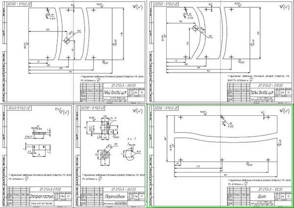 Деталировка установки для промывки масляных систем двигателей легковых автомобилей всех марок