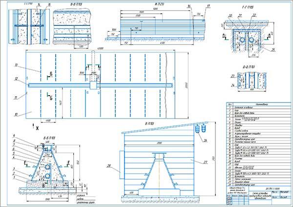 Схема установки подключения предпускового подогрева на стоянке автомобилей