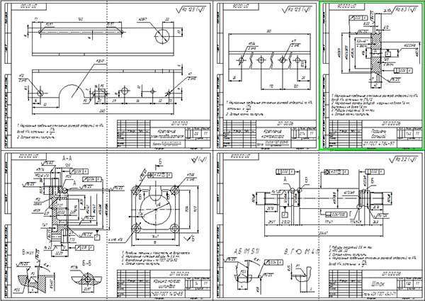 Детали разработки модернизации стенда