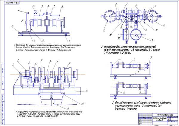 Обзор аналогов конструкции