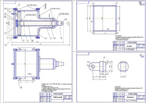 Детали разработки стенда